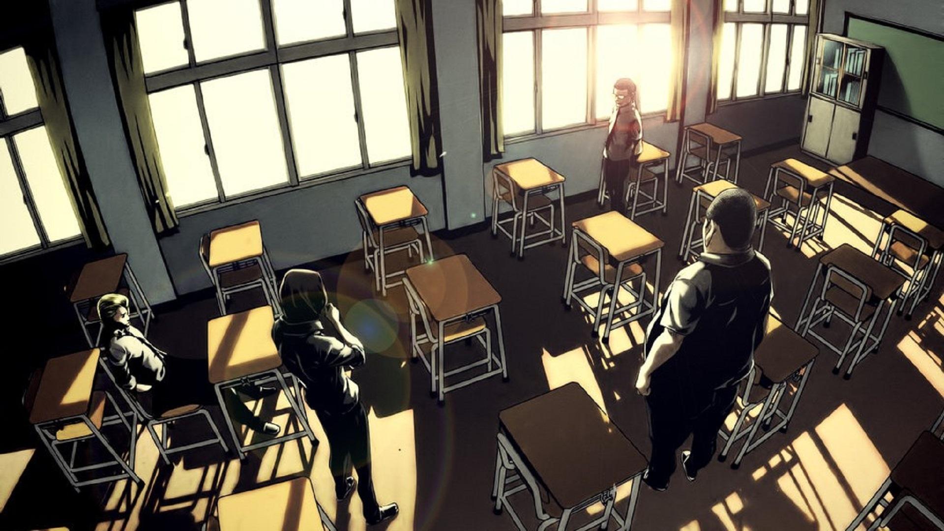 Prison School HD Wallpaper 1920x1080 ID54015 1920x1080