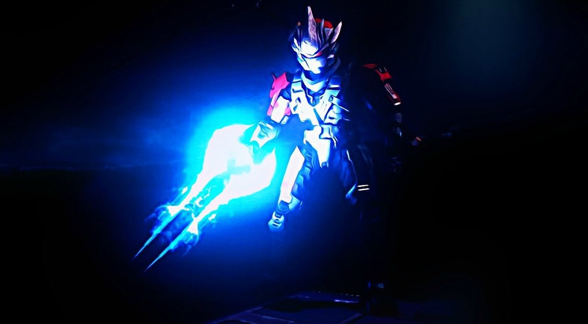 Halo Awesome Hayabusa With Energy Sword by Jmetal126xx 1205x663