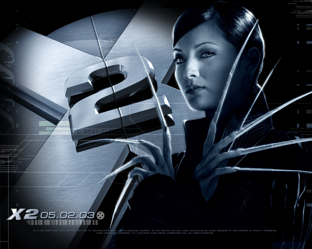 X2 wallpapers   X men THE MOVIE Wallpaper 6889384 1280x1024