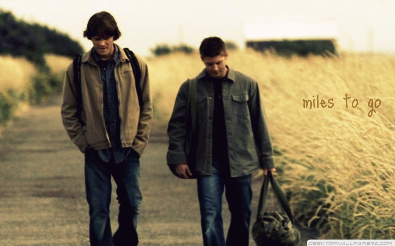 Supernatural TV Show Wallpaper - WallpaperSafari