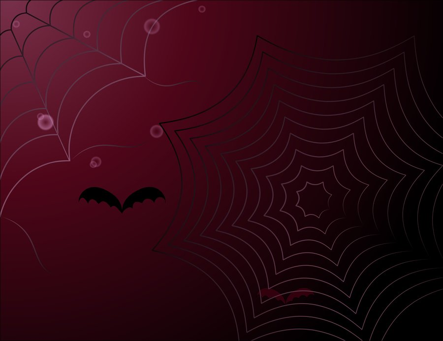 background with spider web by Tumana stock 900x693