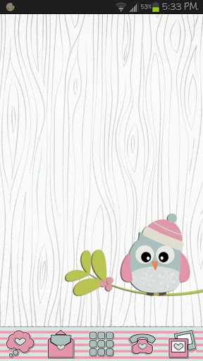 Free Download Cute Winter Owl Wallpapers These Owls Will