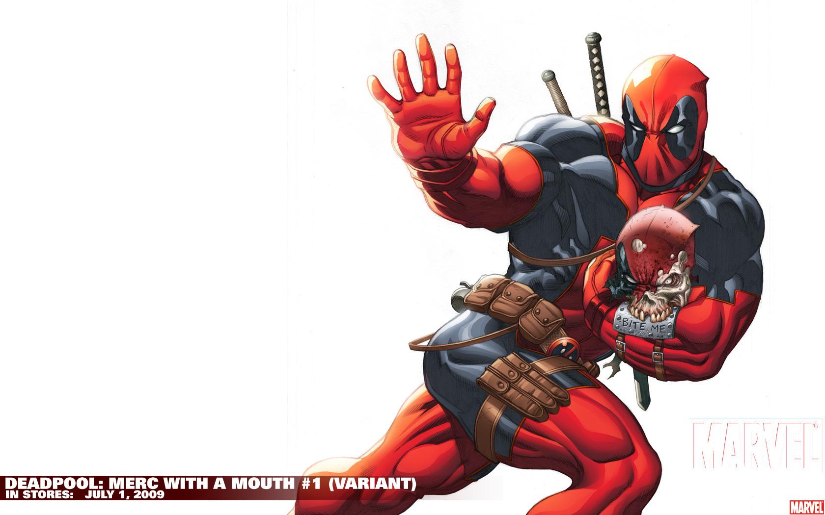 Deadpool Wallpaper   Deadpool Wallpaper 10619230 1680x1050