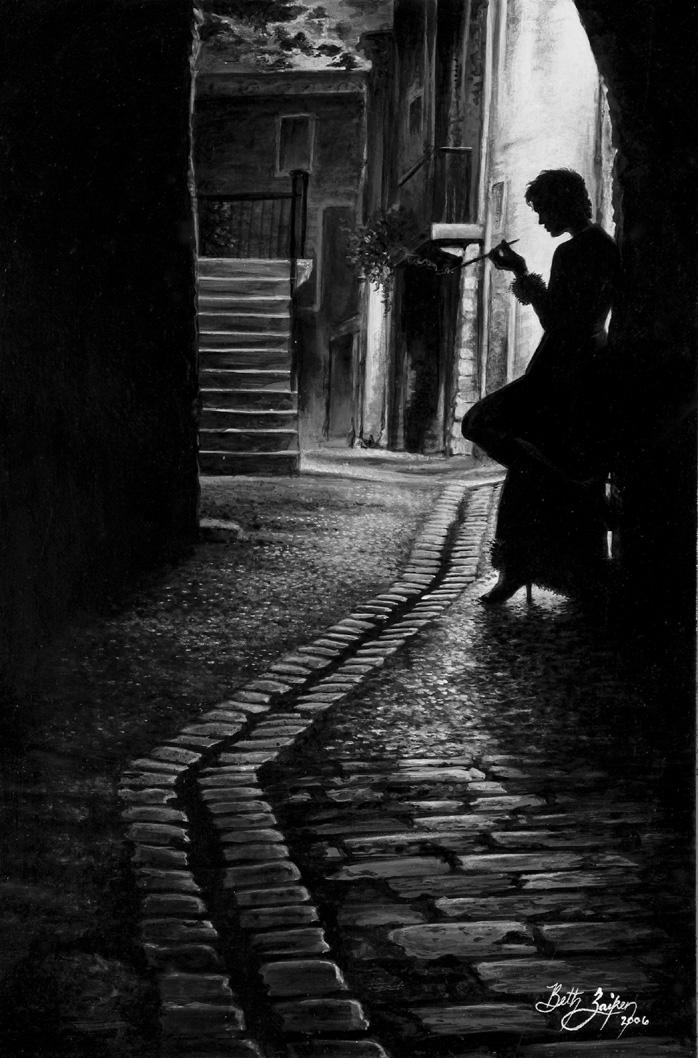 Film Noir Mystery by Damalia 698x1058