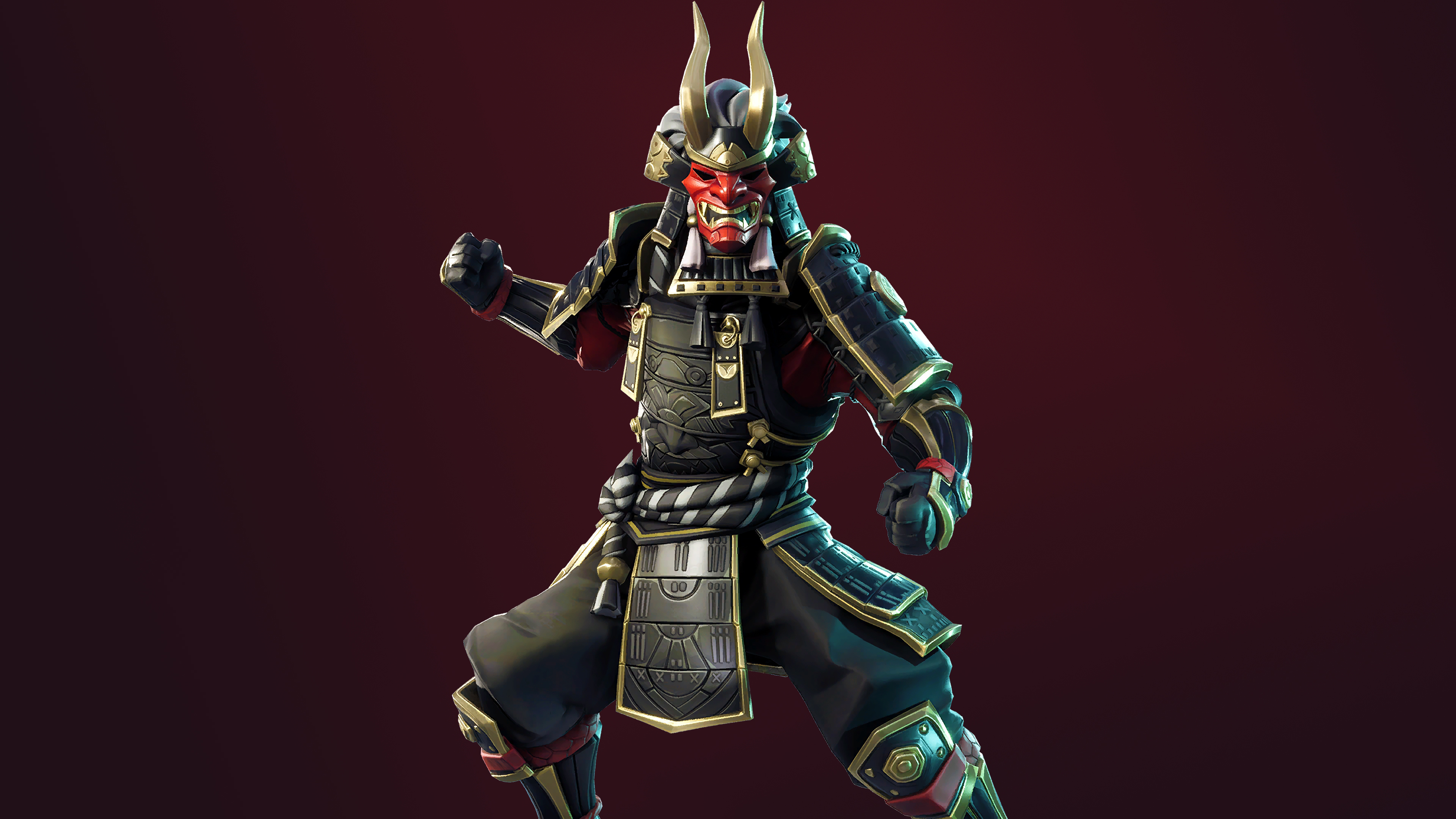Shogun Fortnite Battle Royale Outfit Skin 4K 26329 3840x2160