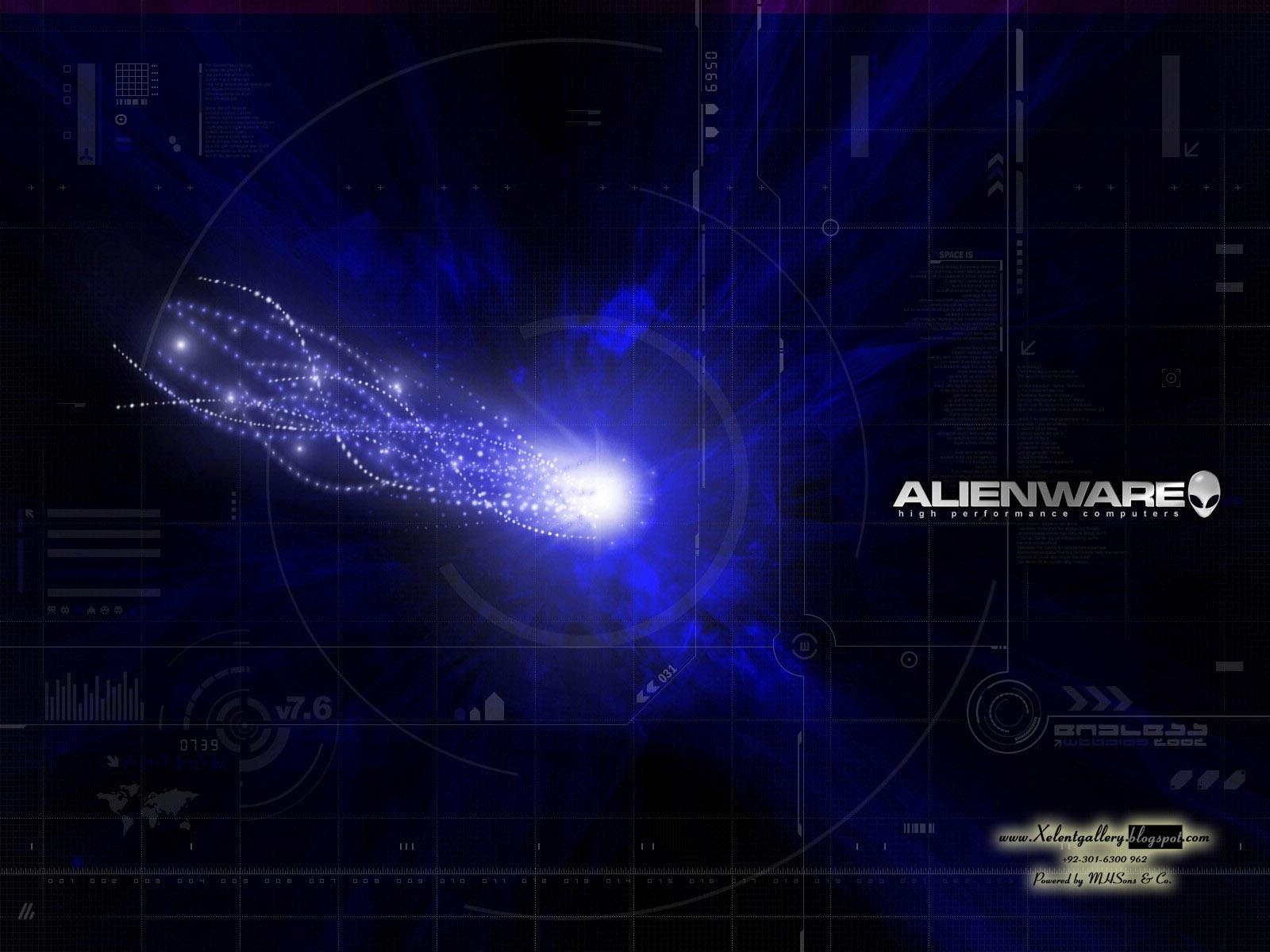 HD Alienware Wallpapers Pack 1600x1200 Xelent Gallery 1600x1200
