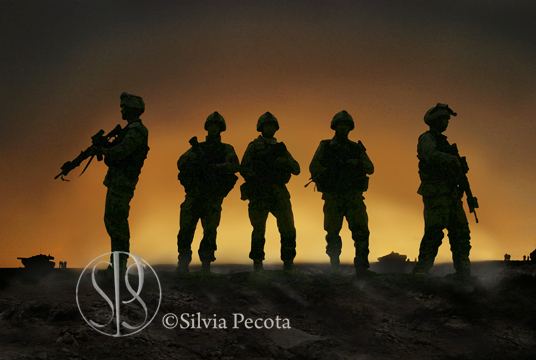 Army Infantry Wallpaper Canadian forces   infantry 536x360