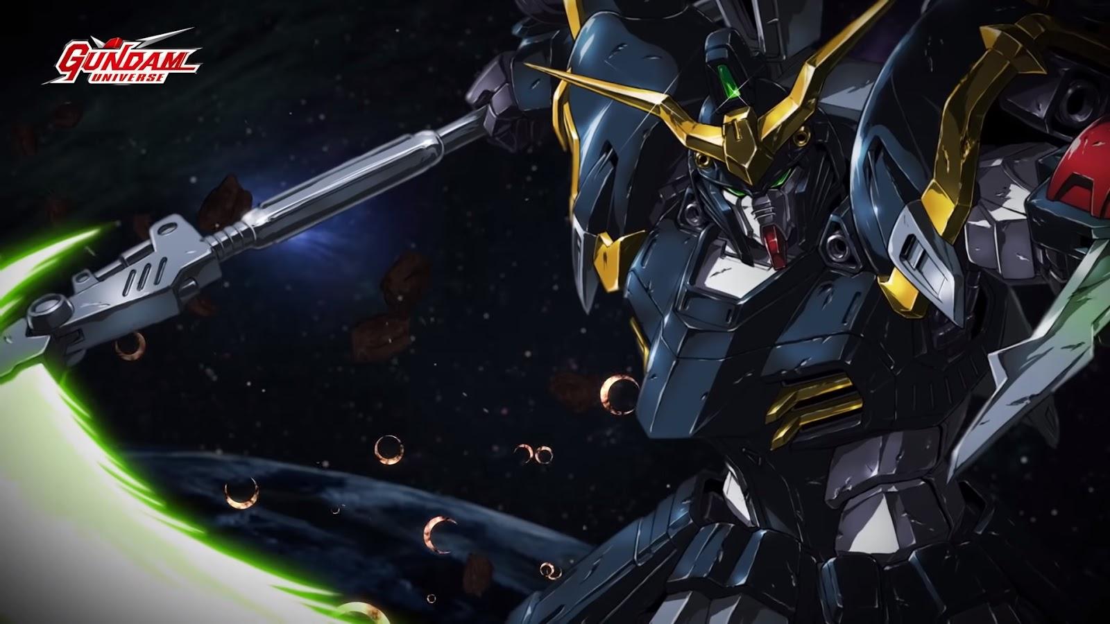 Gundam Universe Gundam Deathscythe   Release Info   Gundam Kits 1600x900