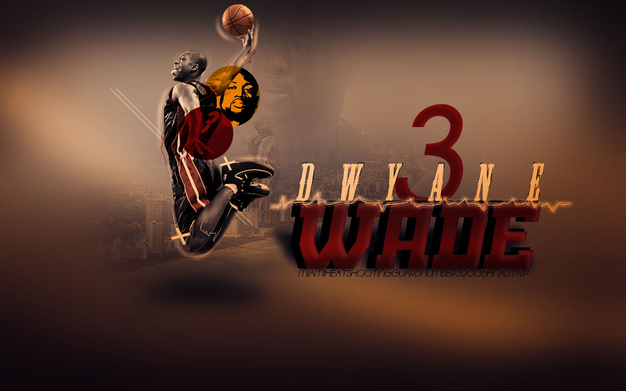 Best Top Desktop Wallpapers HD Dwyane Wade   Miami Heat wallpapers hd 1280x800