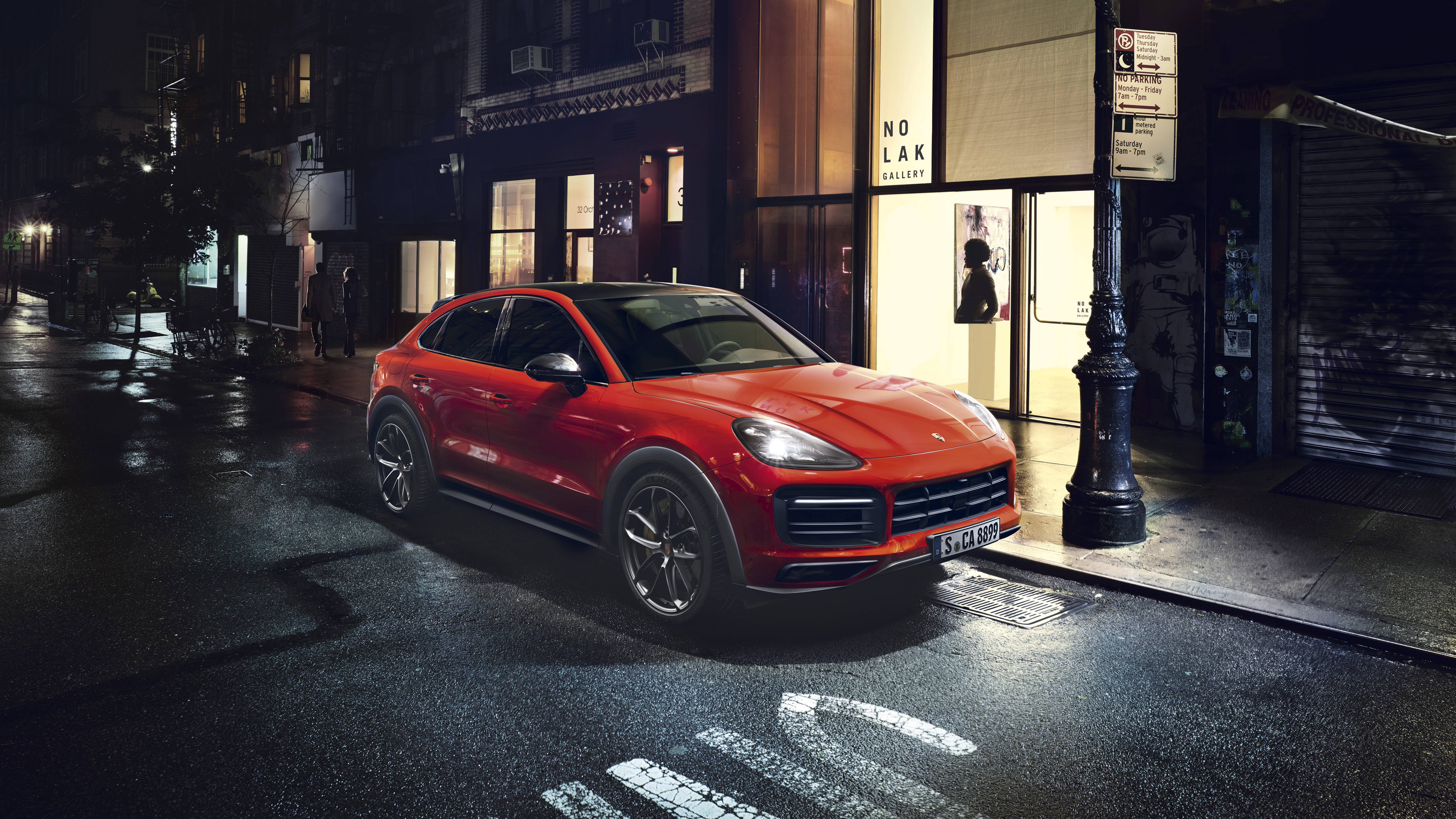 Porsche Cayenne Coupe 2019 4K Wallpaper HD Car Wallpapers ID 5120x2880
