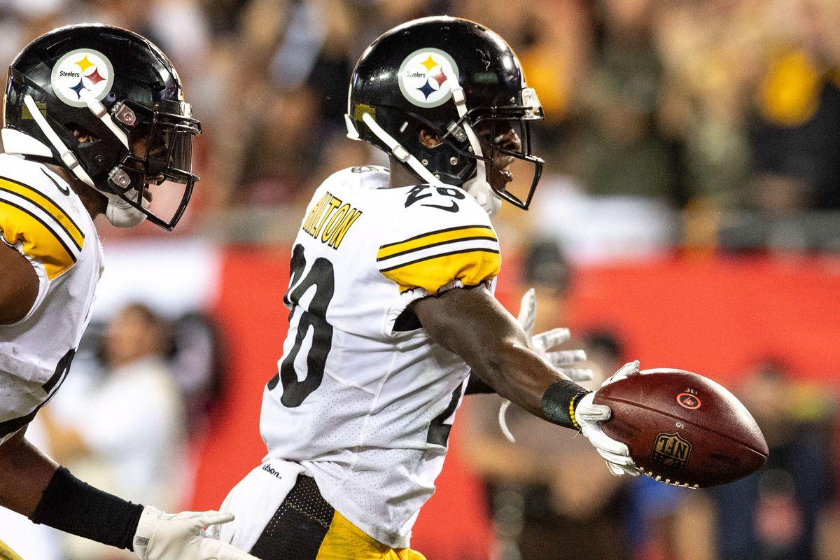 Mike Hilton and Morgan Burnett doubtful for Steelers against 1200x800