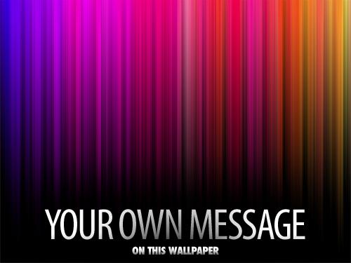 Wallpapers Color Spectrum Wallpaper You Can Customize   Hongkiat 500x375