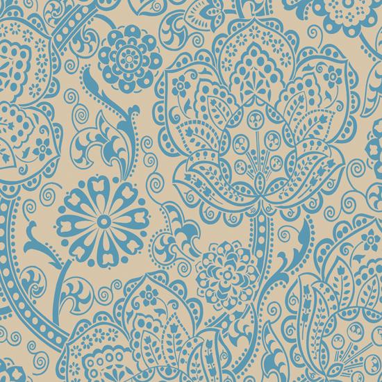 Fabric Wallpaper Designer Wallpaper 550x550