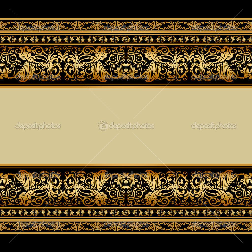 Elegant Victorian Wallpaper Borders - WallpaperSafari