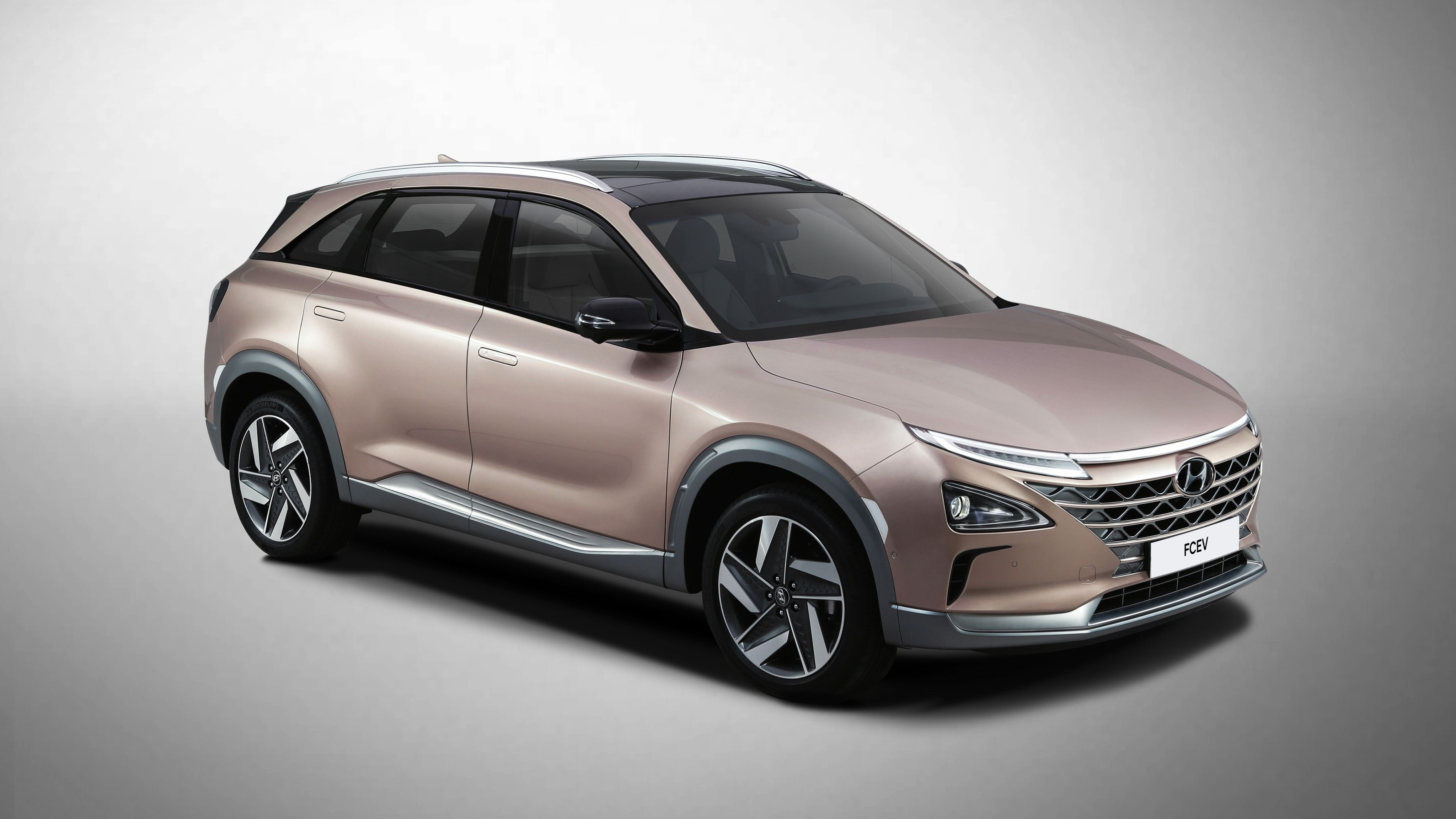 Hyundai Nexo Wallpapers YL Computing 4096x2304
