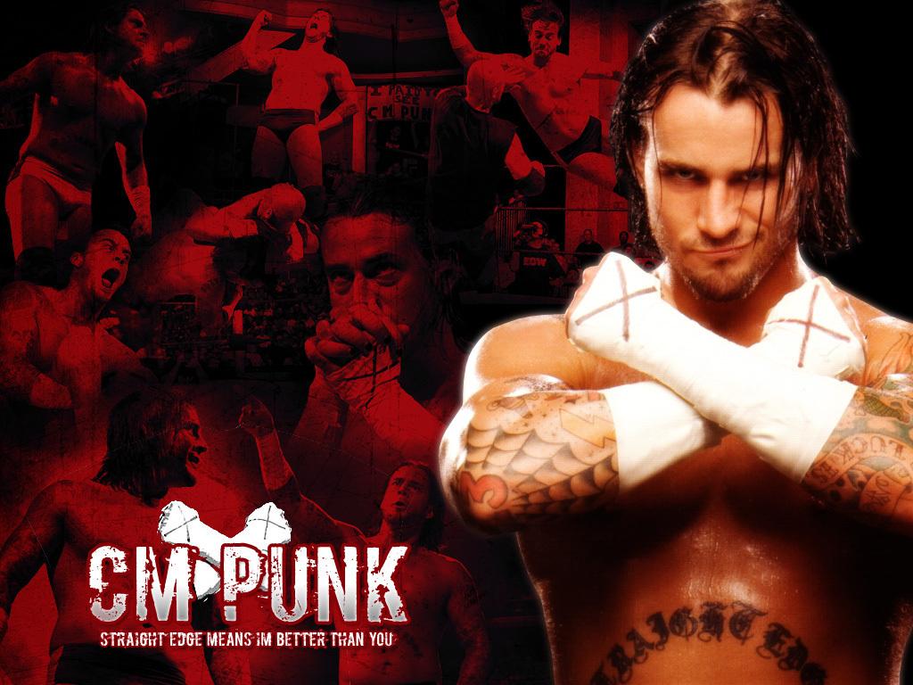 cm punk   CM Punk Wallpaper 20912813 1024x768