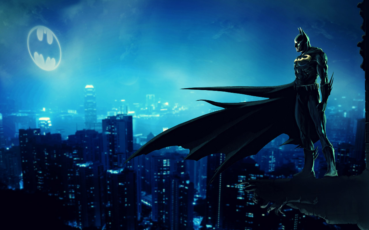 Batman HD Wallpaper For Desktop 1280x800