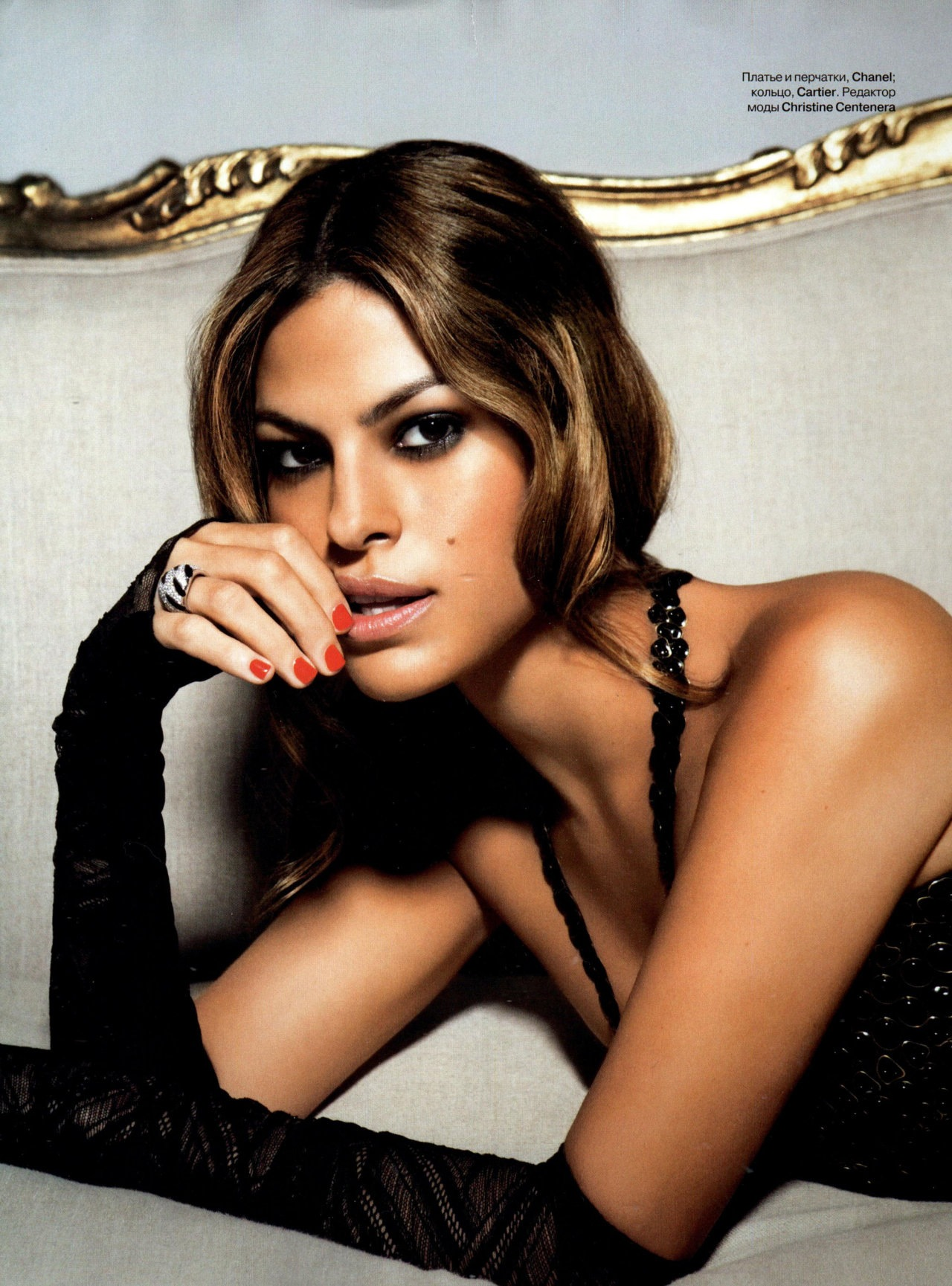 Fashion Eva Mendes wallpapers 8680 1280x1729