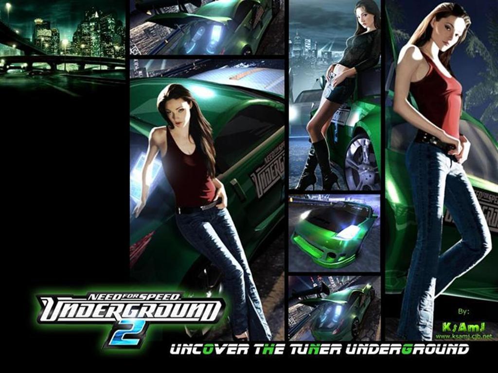 Tuner Underground   Need for Speed Underground 2 1024x768