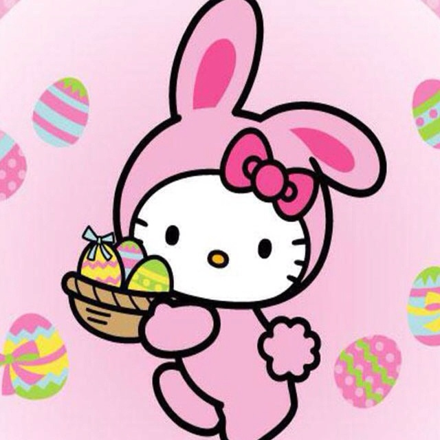 hello kitty easter wallpapers - photo #5