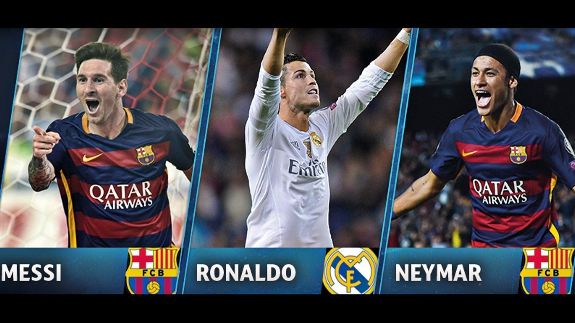 Free Download Messi Vs Ronaldo 2016 Wallpapers 1920x1080 For