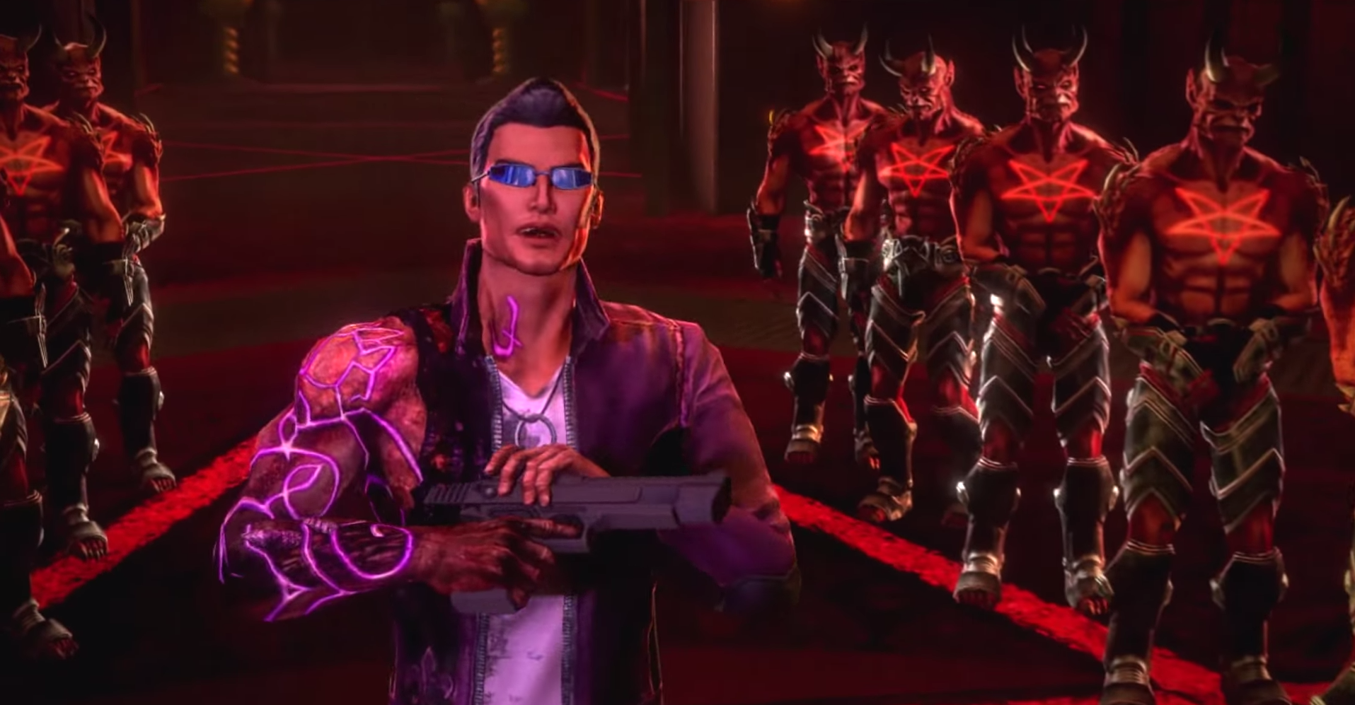 Saints Row Gat Out of Hell preview This game has an armchair that 1915x997