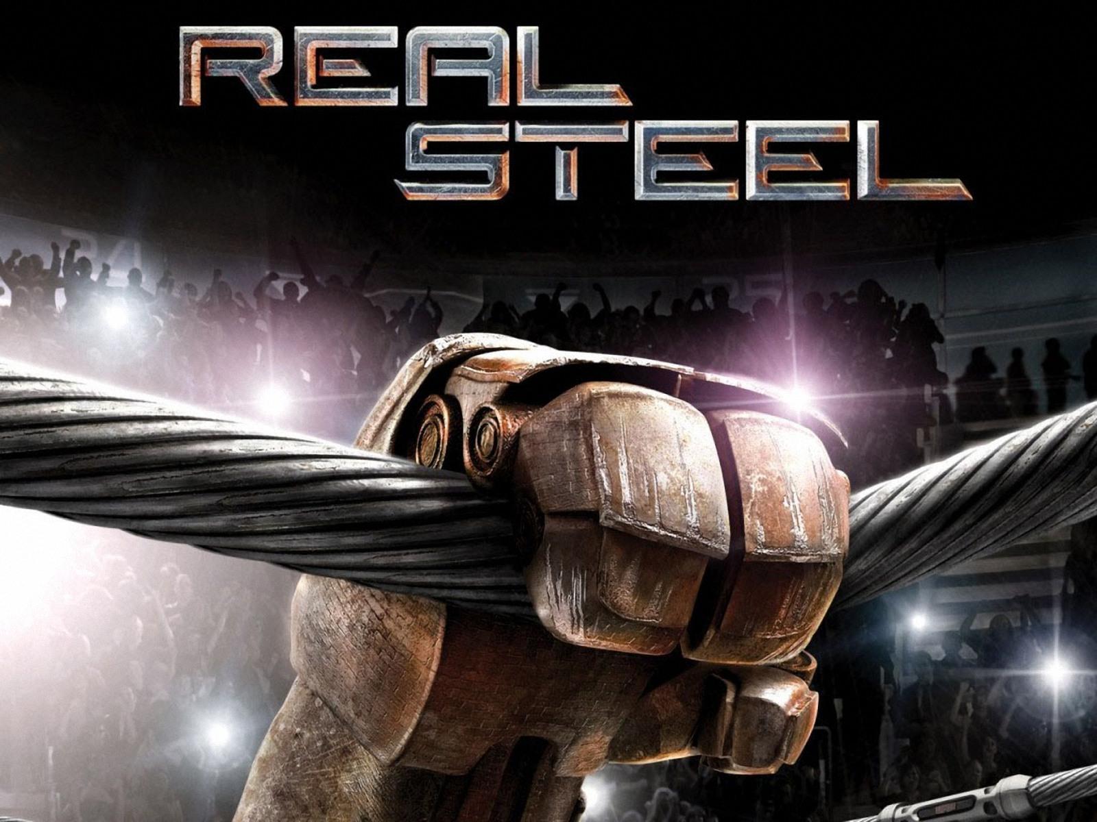 Real Steel HD WallpapersReal Steel Wallpapers Pictures 1600x1200