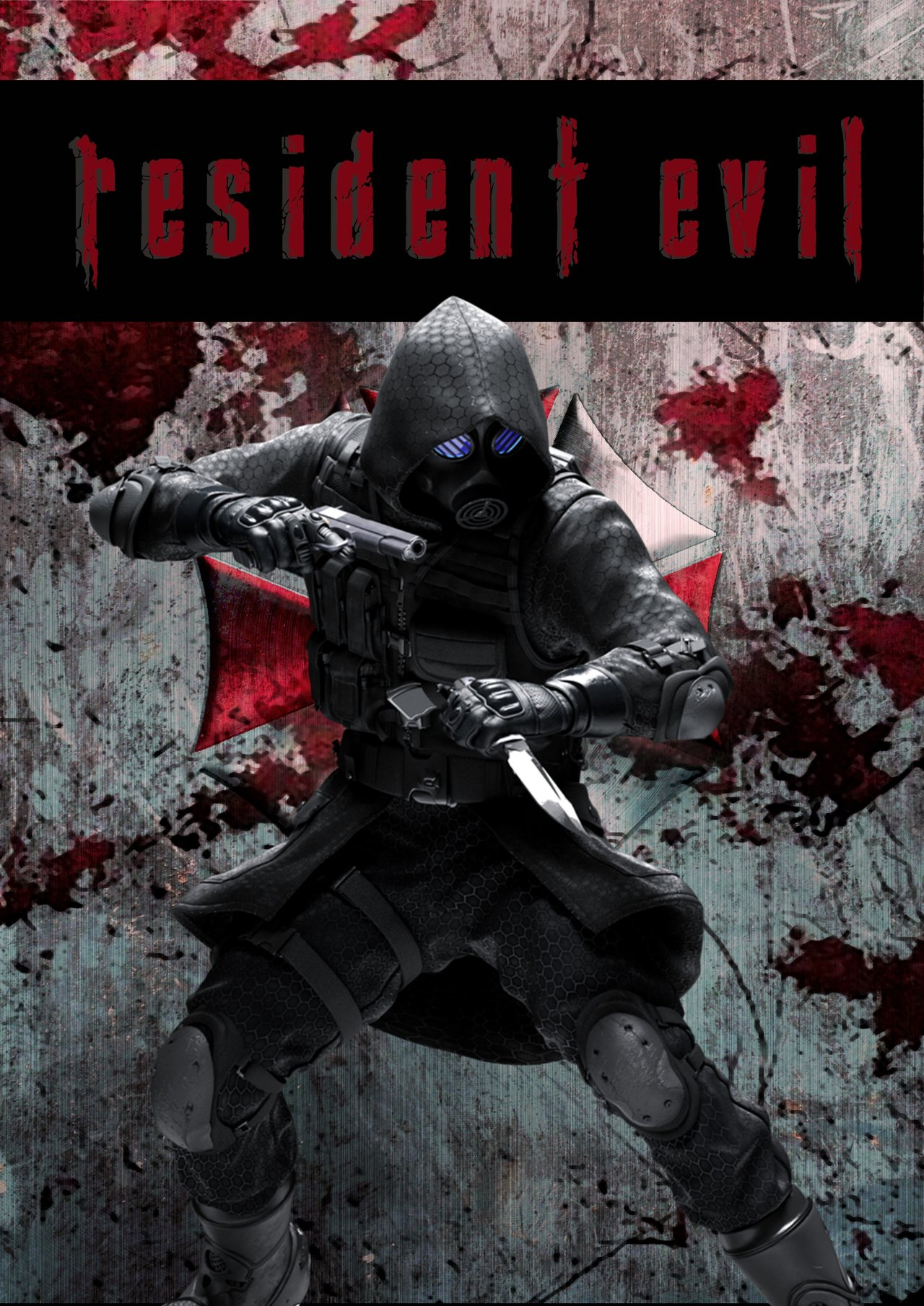 Free Download Vector Resident Evil Operation Raccoon City By