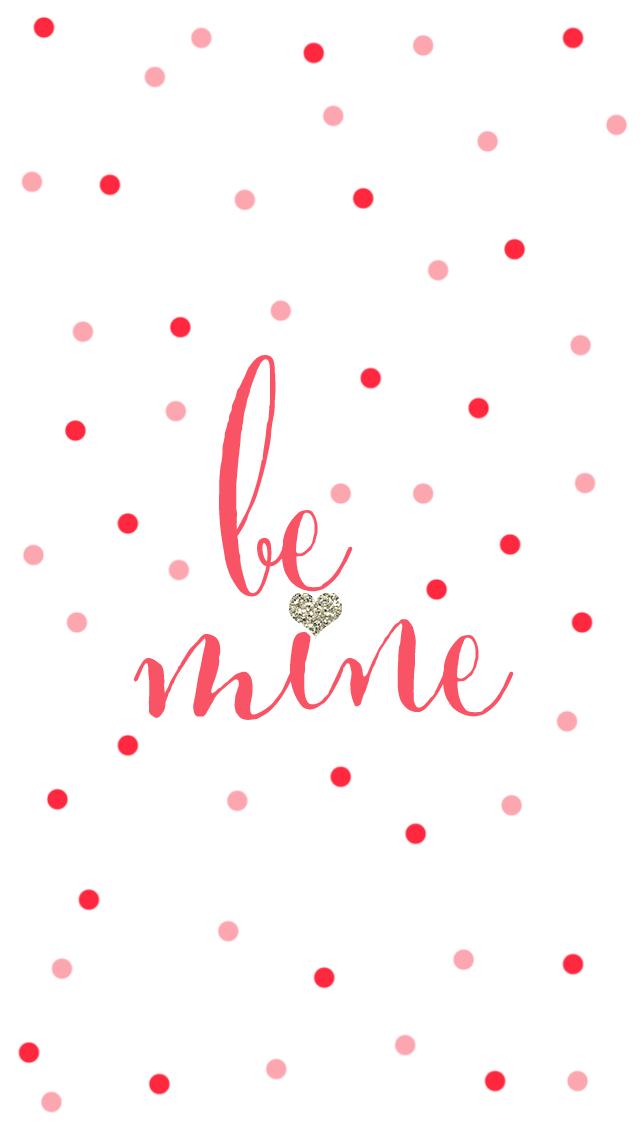 Dear Harper Valentines Day Cell Phone FREEBIES 640x1136
