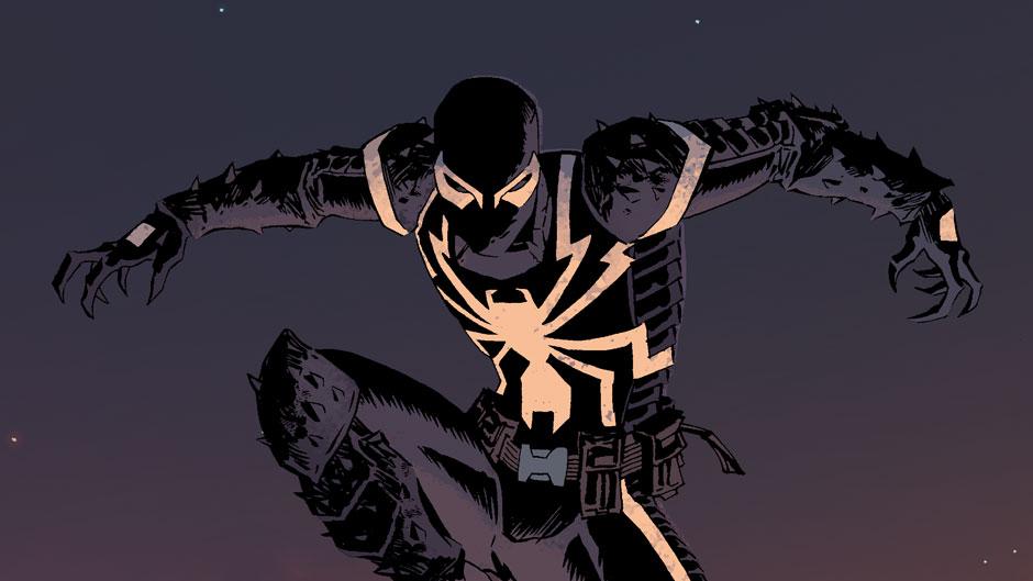 Showing Gallery For Marvel Agent Venom Wallpaper 940x529