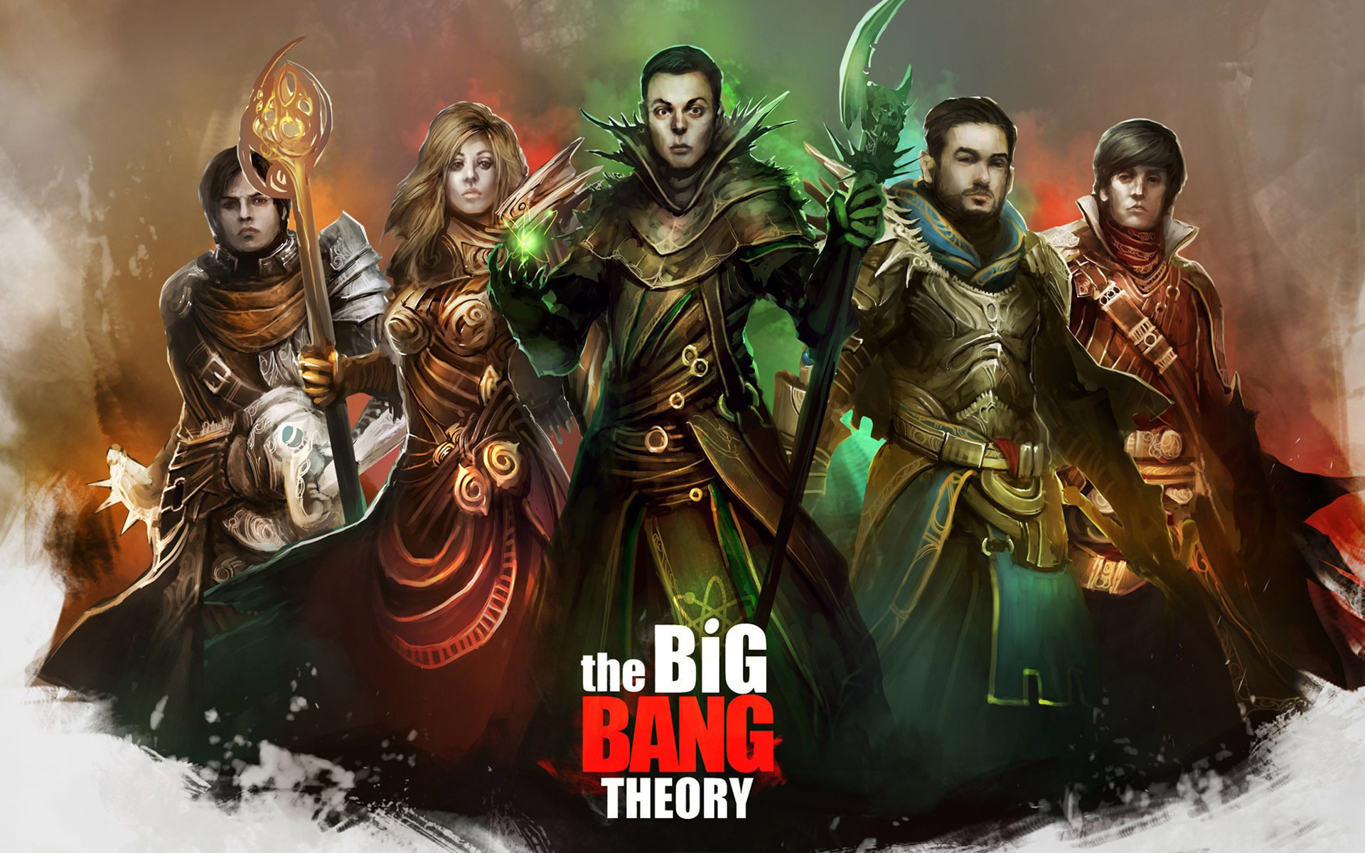 Free Download The Big Bang Theory Pictures Wallpaper High