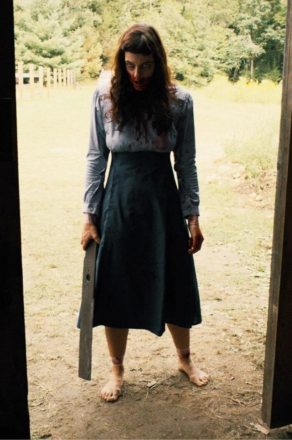 Pollyanna McIntoshs Feet wikiFeet 581x876