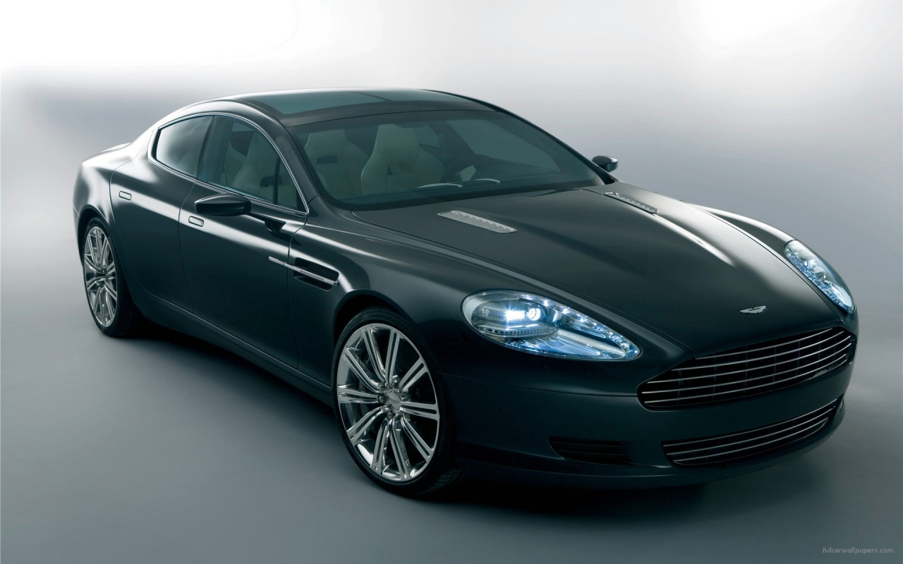 Aston Martin Rapide Concept 5 Wallpapers HD Wallpapers 1280x800