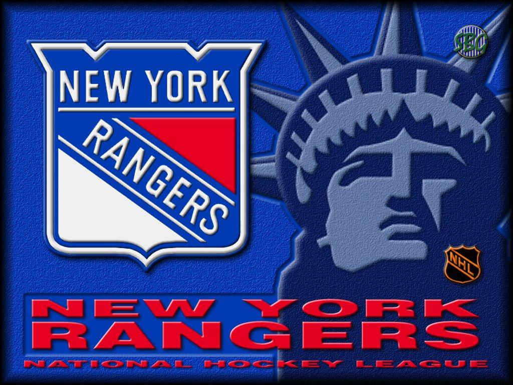 NHL and hockey wallpaper   New York Rangers 1024x768