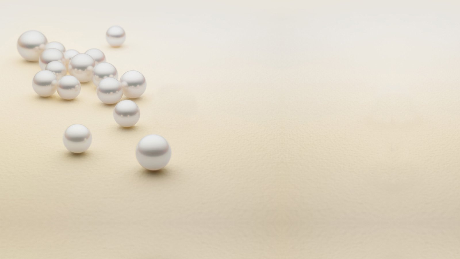 Pearls Wallpaper Background 1600x900