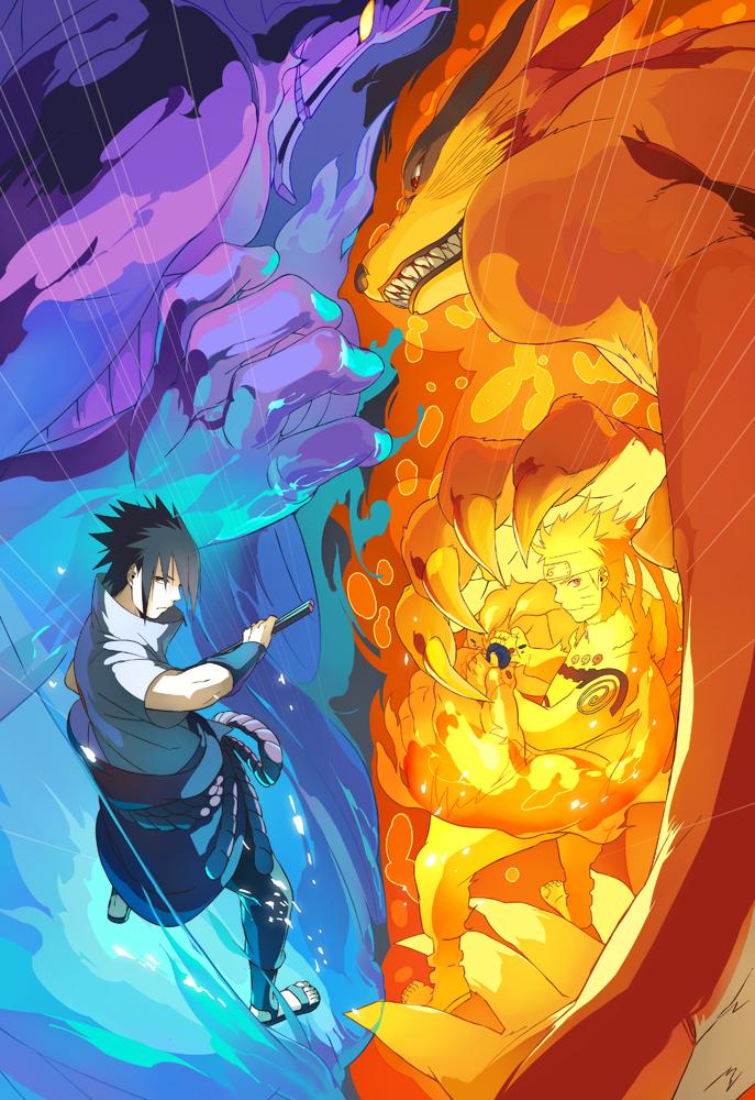 Tailed Beasts Mobile Wallpaper   Zerochan Anime Image Board 687x1000