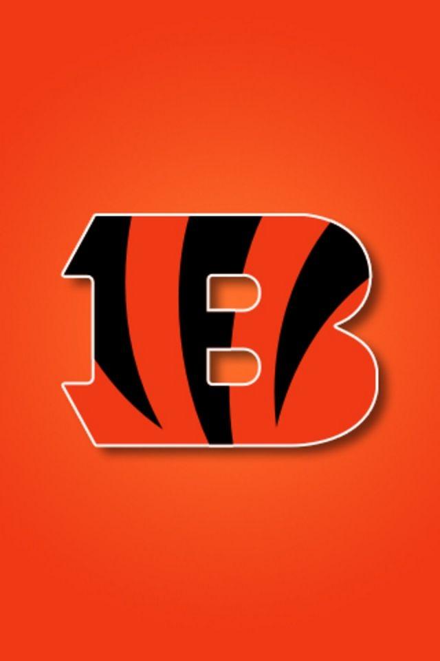 Cincinnati Bengals iPhone 4 Wallpaper