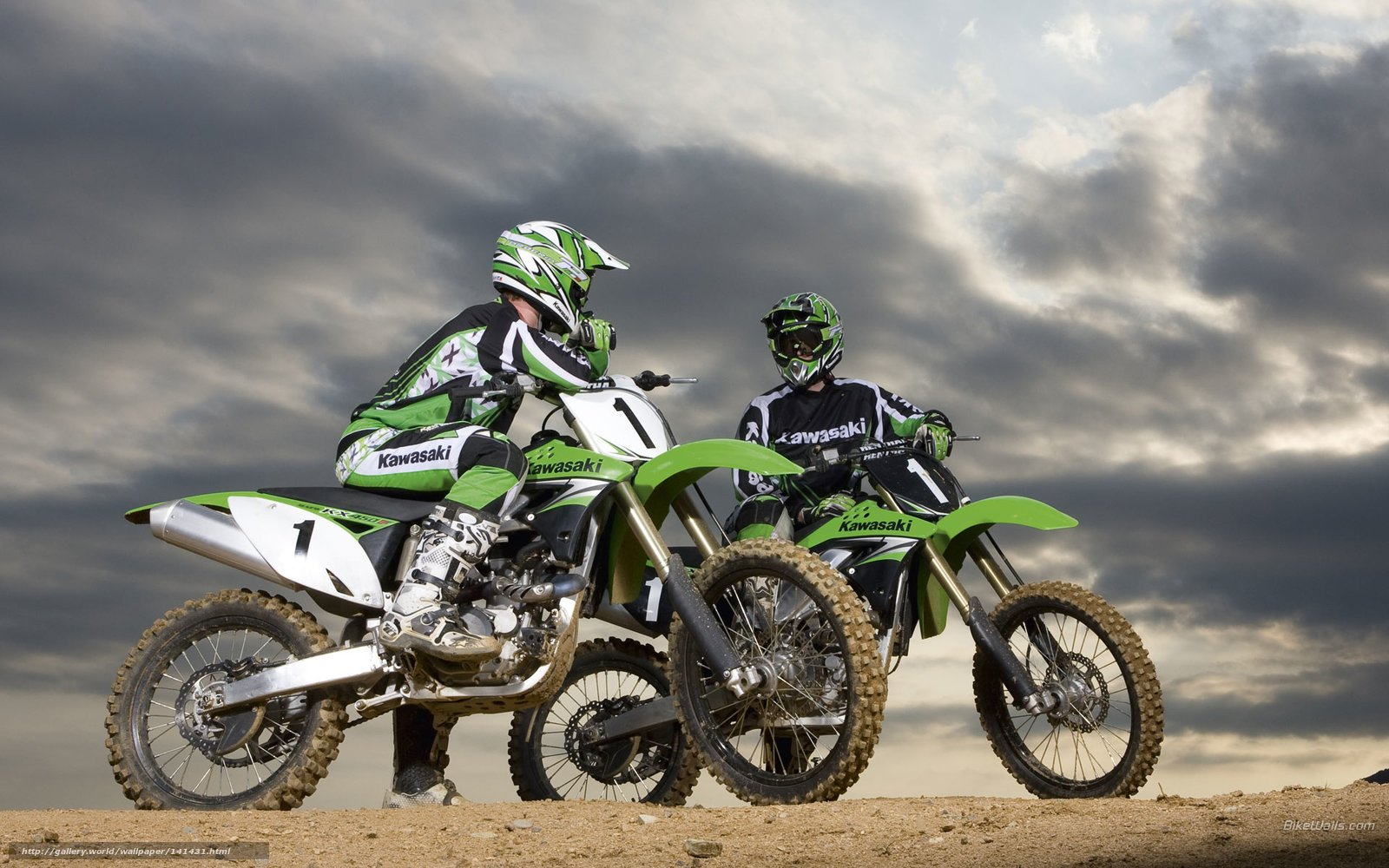 2015 Kawasaki Motocross Autos Post 1600x1000
