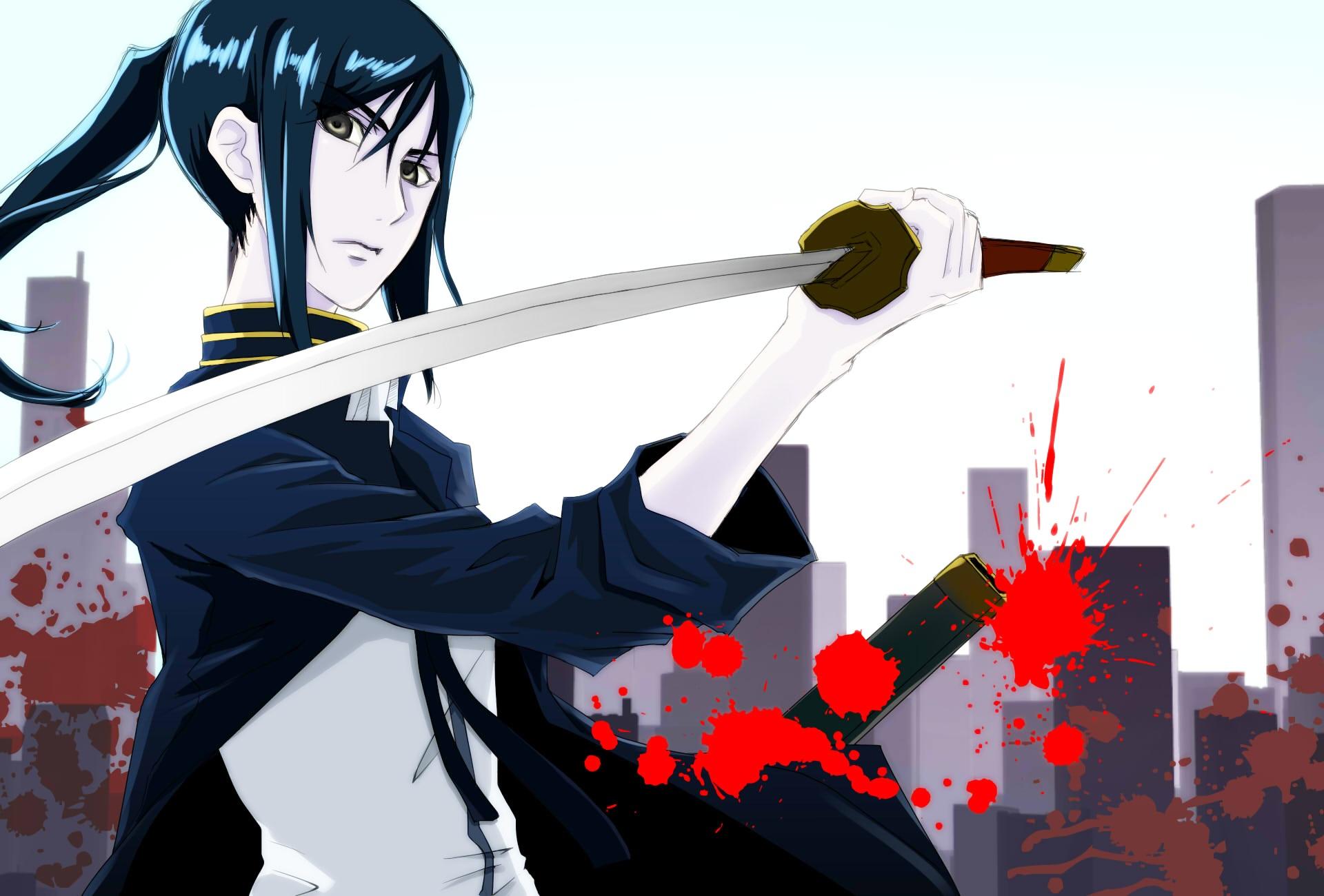 project wallpaper hd download anime k project yashiro isana kuroh 1920x1300