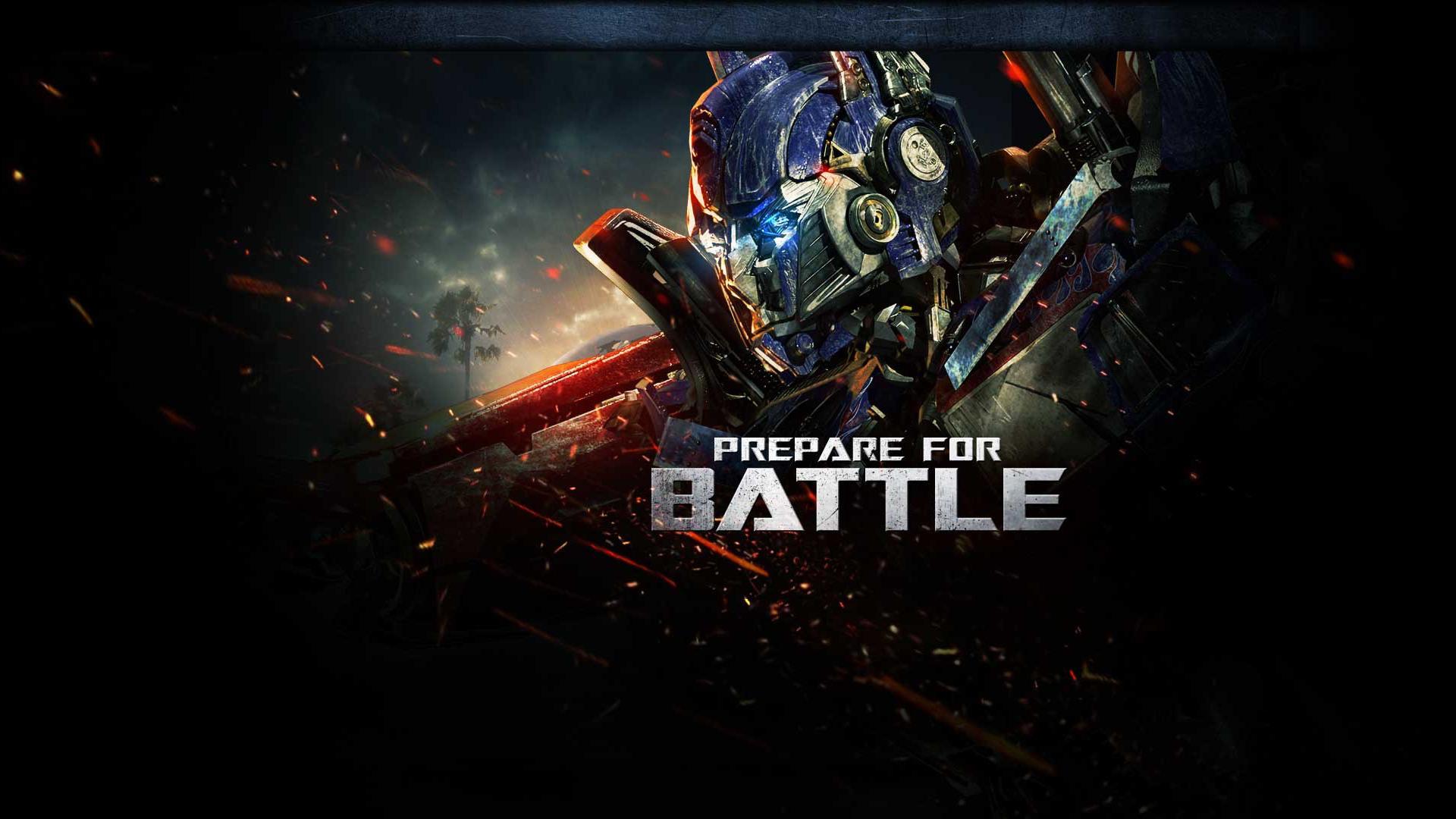 Wallpaper 3d Transformers 4