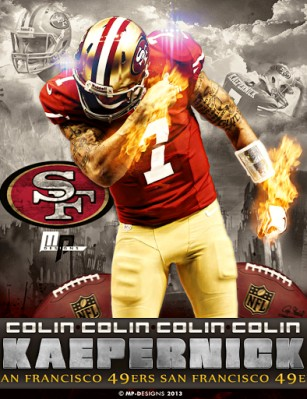 Download Colin Kaepernick Magic Shake for Android   Appszoom 307x399