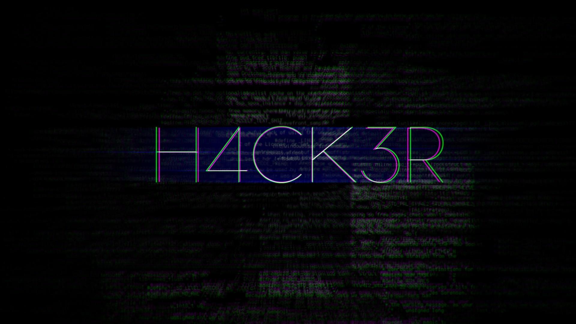 Hacker Wallpaper 6405 1920x1080