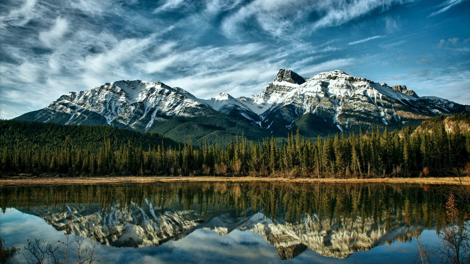 Seven Natural Wonders of Canada 1920x1080