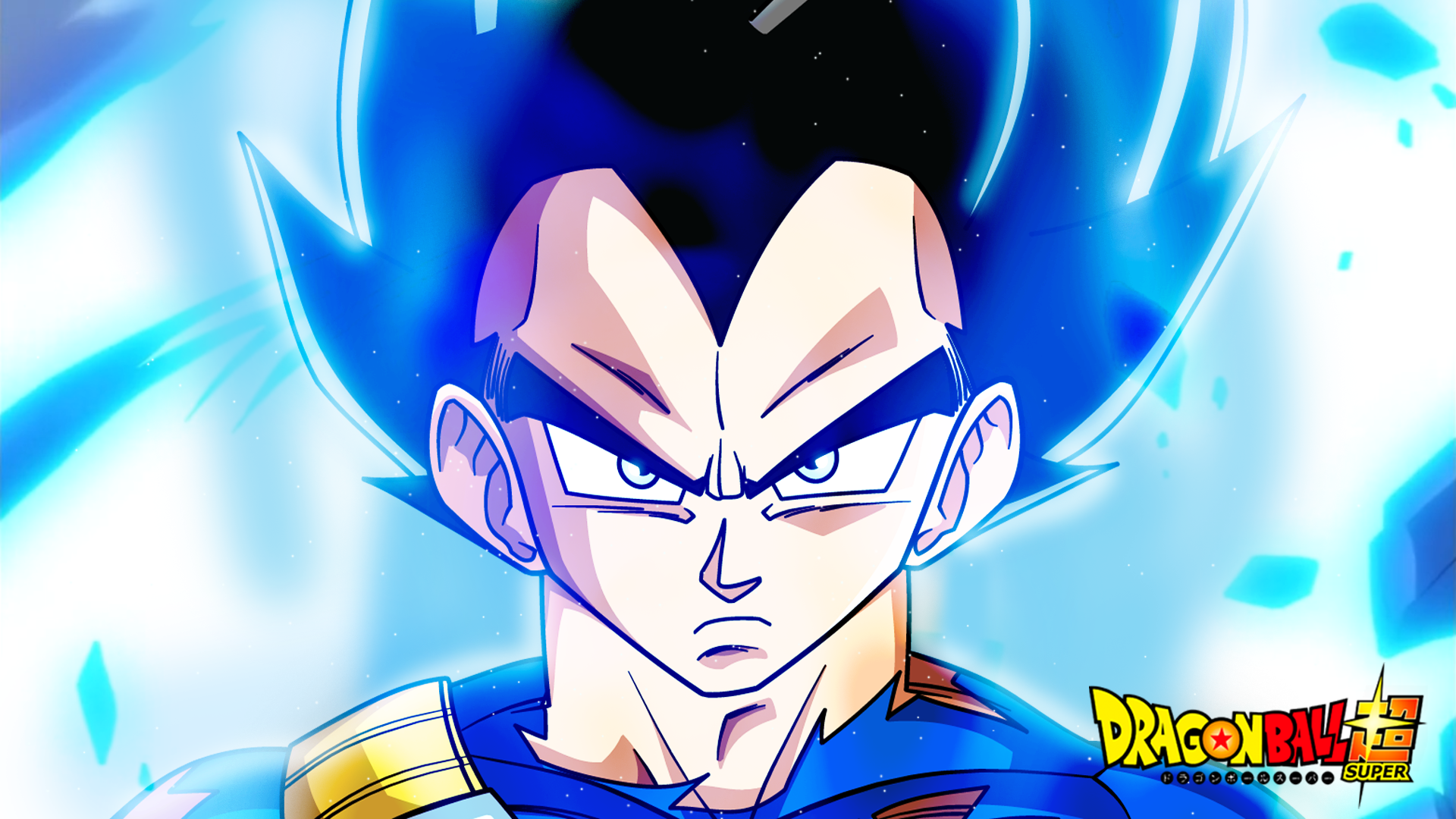 Vegeta Ultra Instinct Wallpaper 1920x1080 by 1920x1080