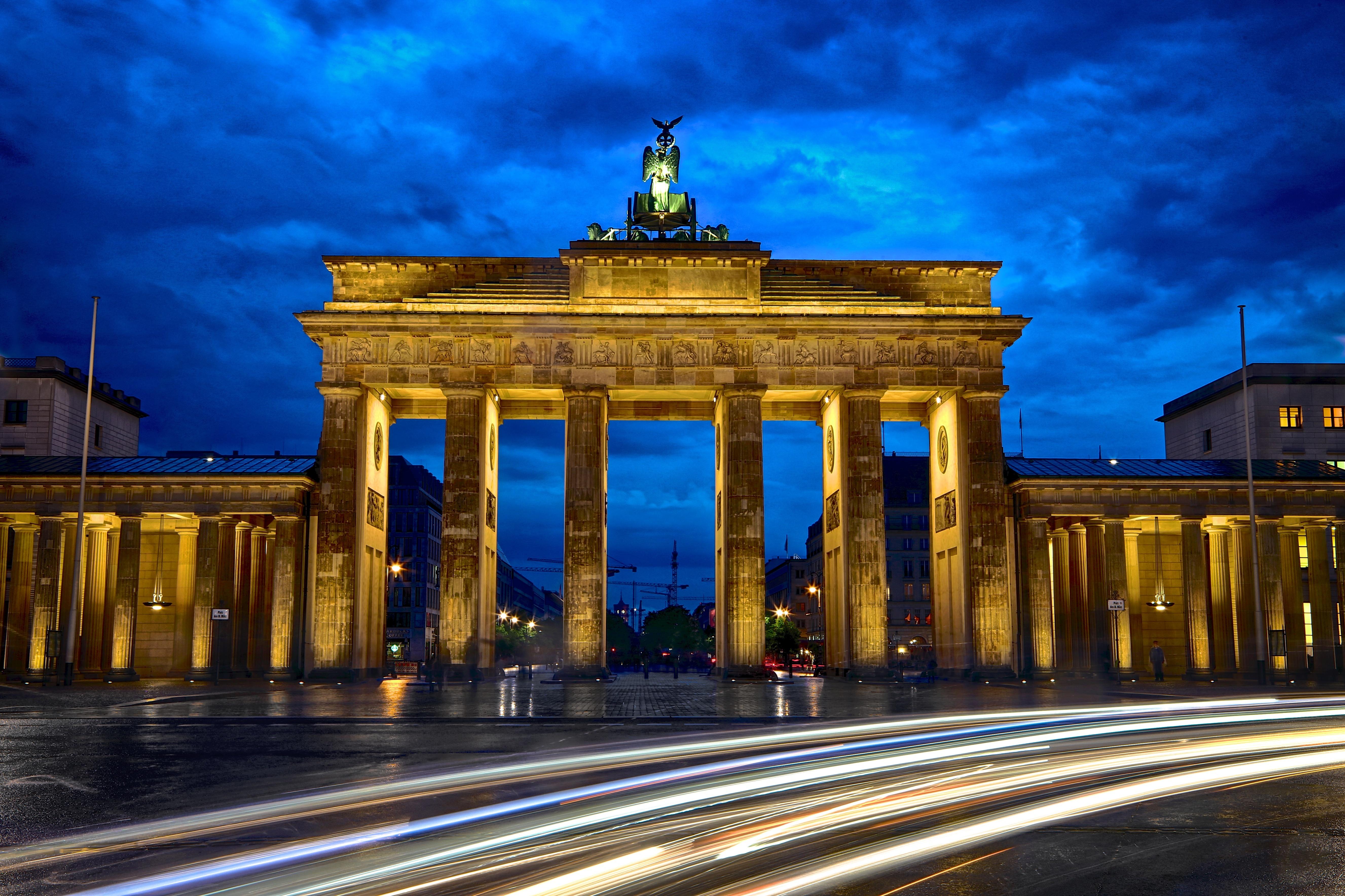 4336 Brandenburg Gate backgrounds hd 2019 5307x3538