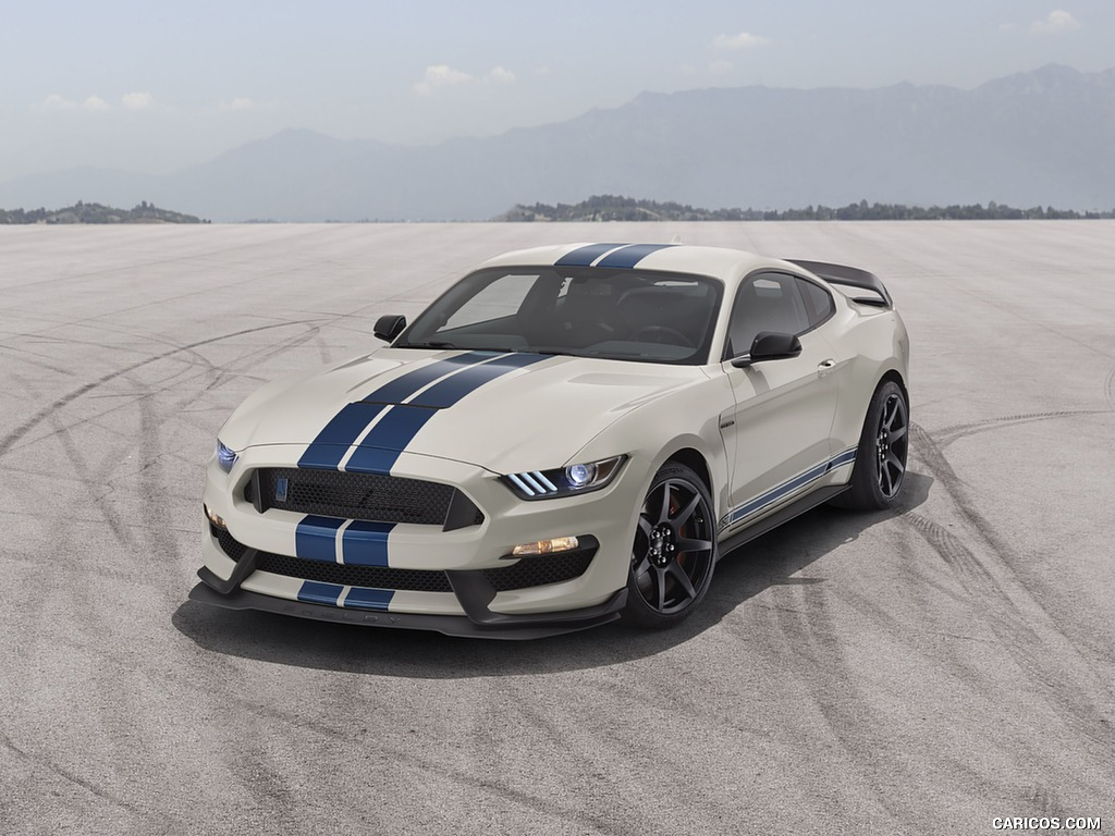 2020 Ford Mustang Shelby GT350 Heritage Edition Package   Front 1024x768