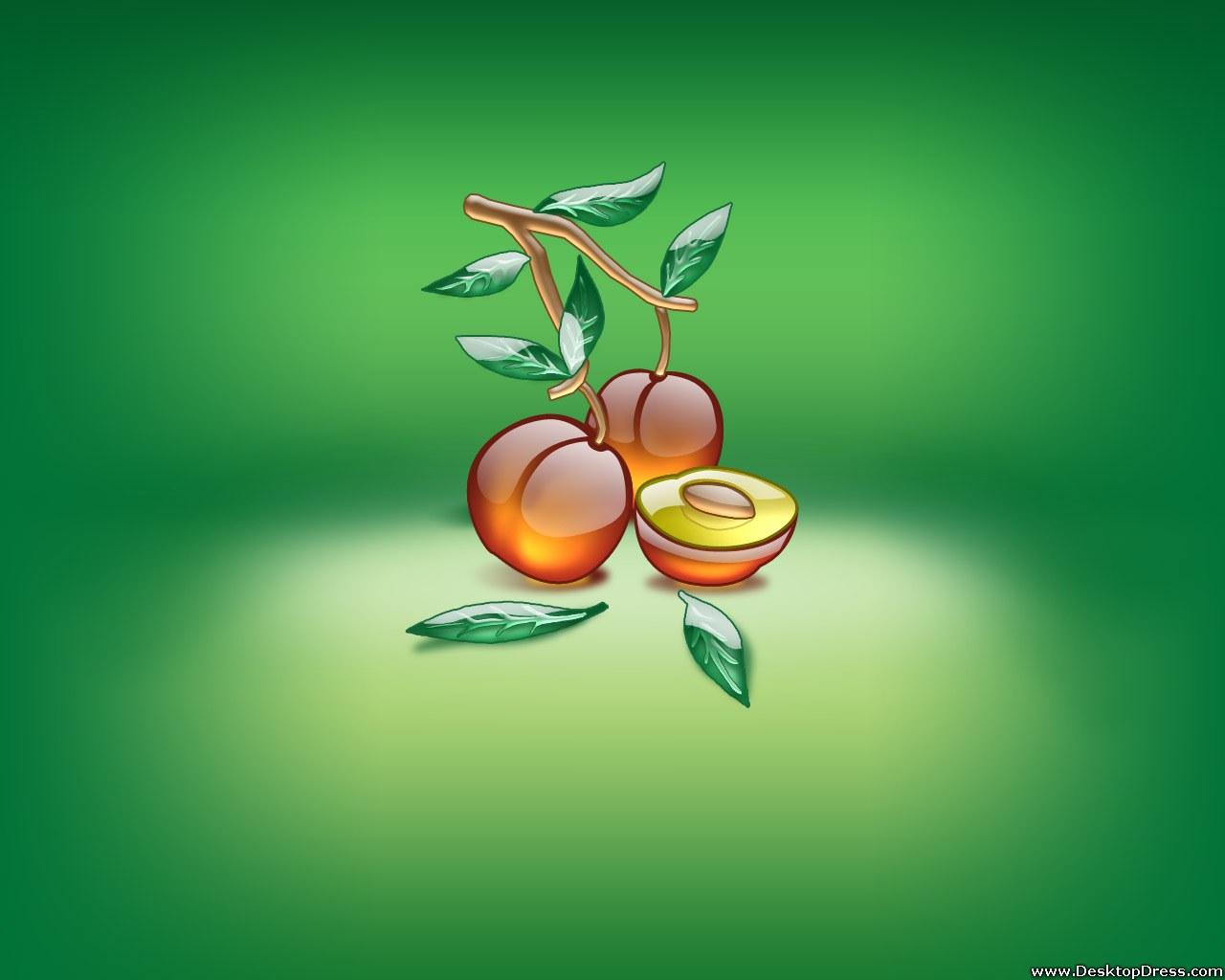 Peach And Green Wallpaper Wallpapersafari