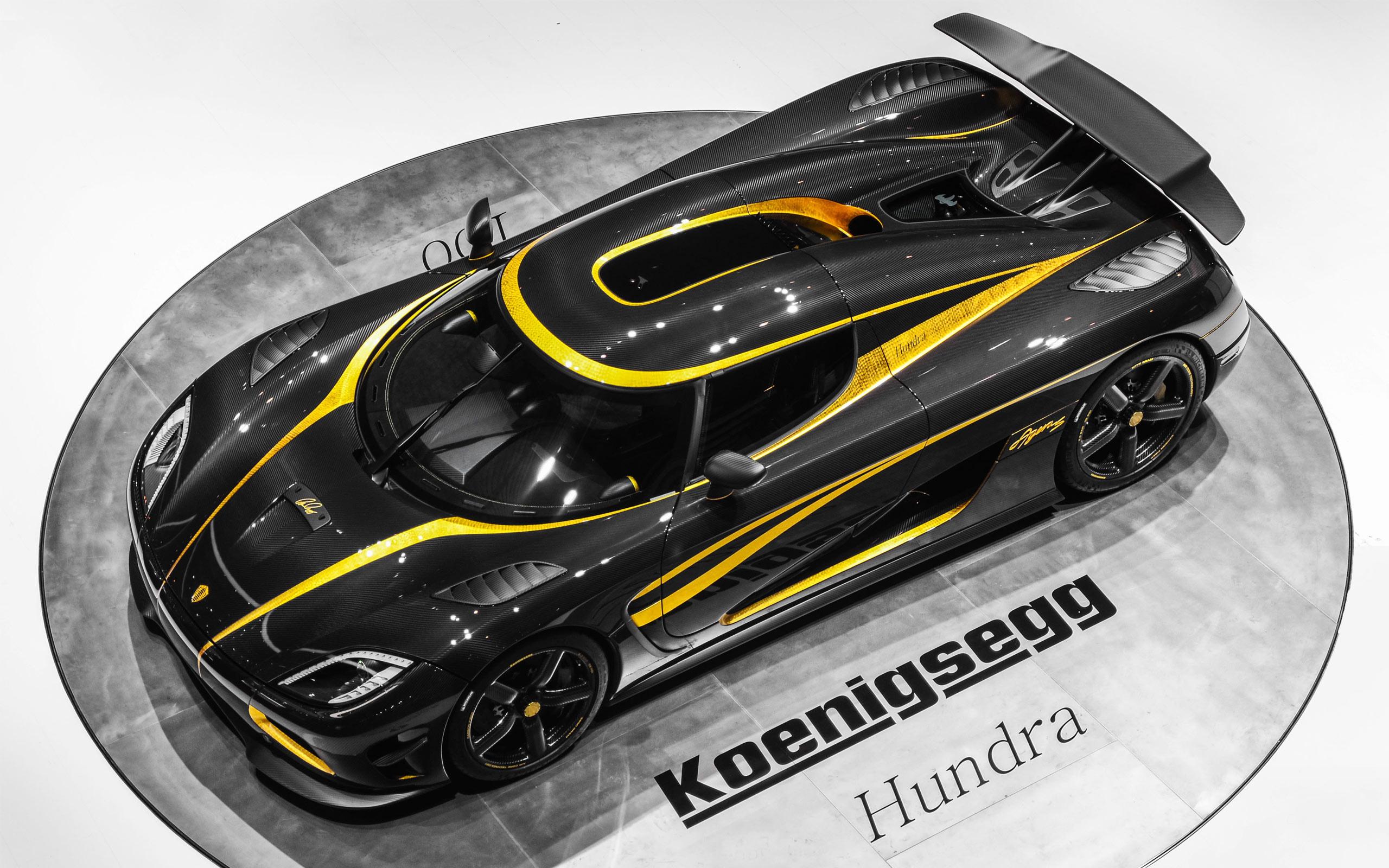 2014 Koenigsegg Agera S Hundra Wallpaper HD Car Wallpapers 2560x1600