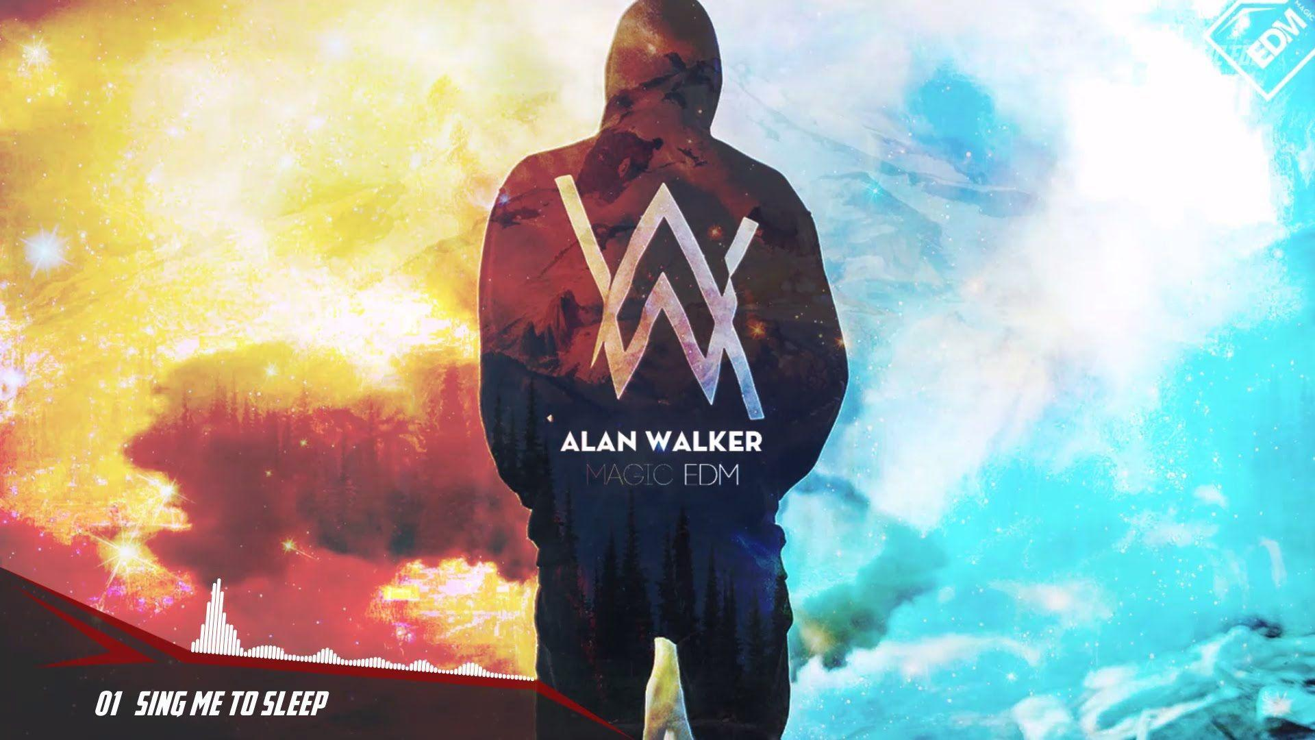 Alan Walker Wallpapers 1920x1080