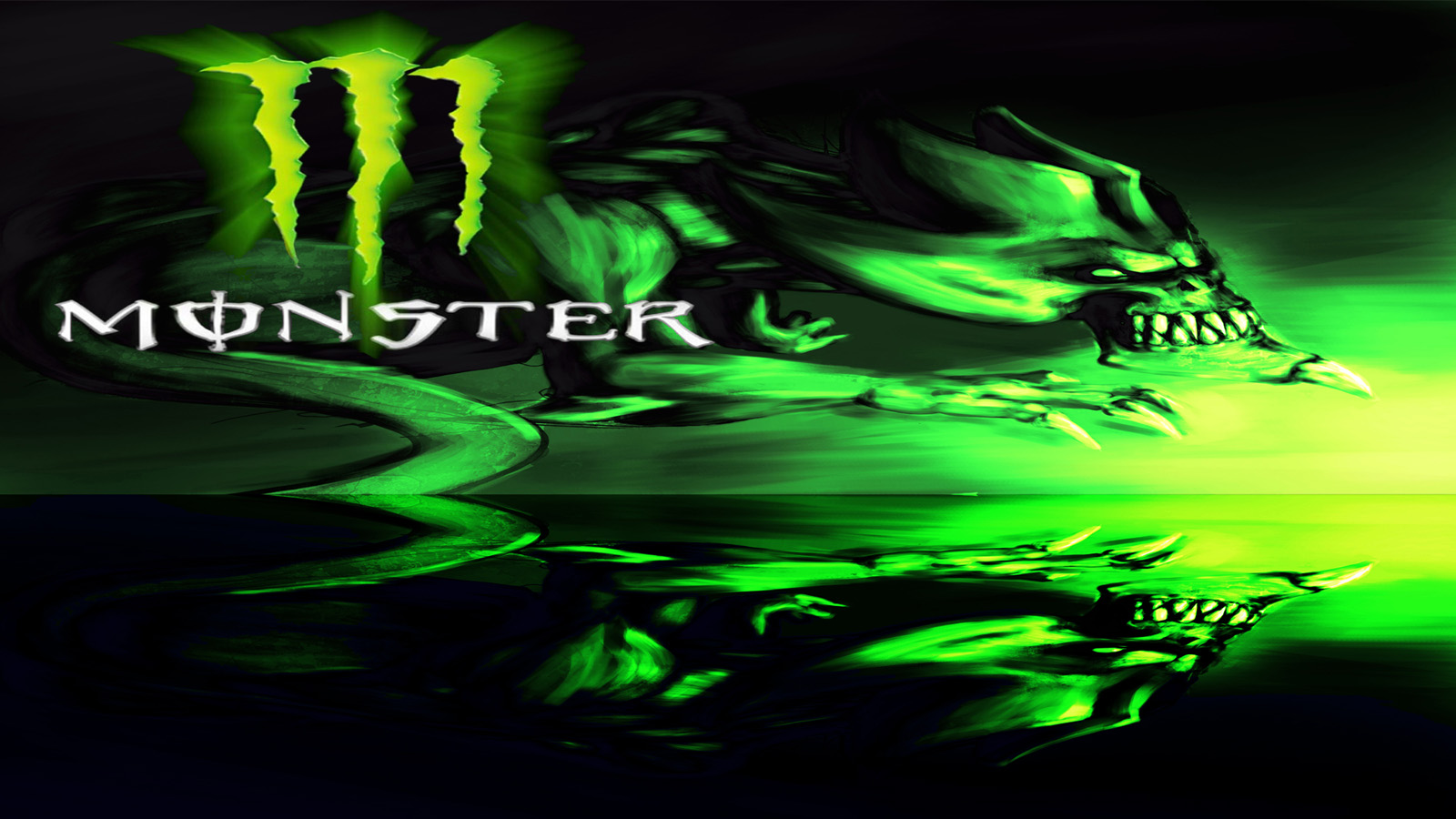 Monster Energy Desktop 1600x900